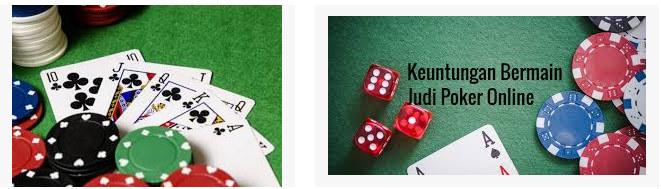 keuntungan main judi poker online di agen Sbobet
